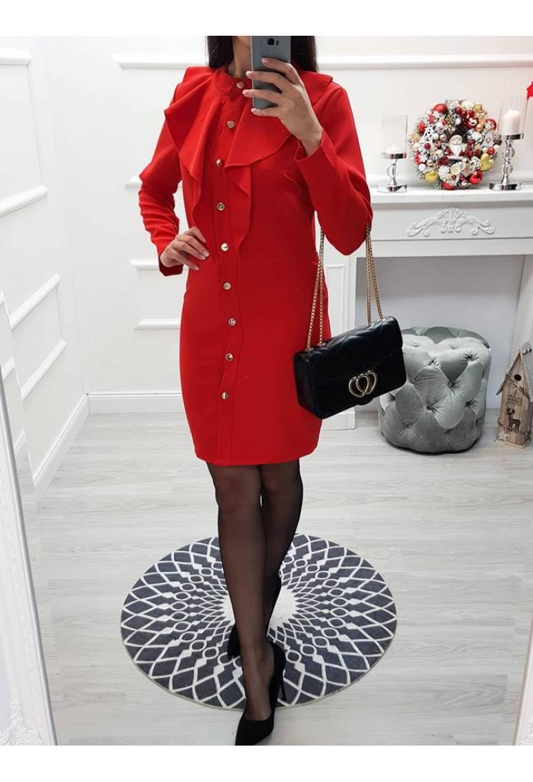 Šaty Locca - červené