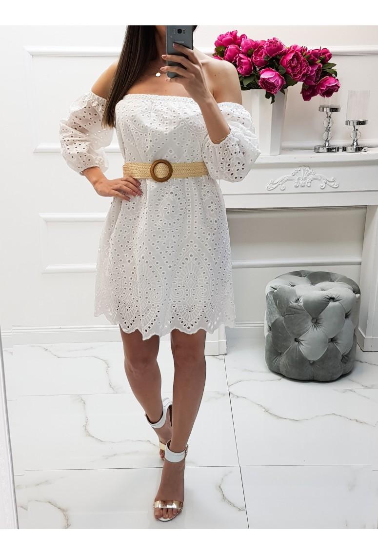 Madeirové šaty Louissiana