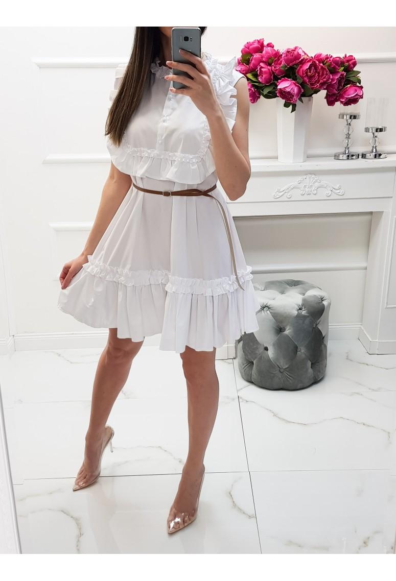 Šaty Isabelle Whitte s opaskom