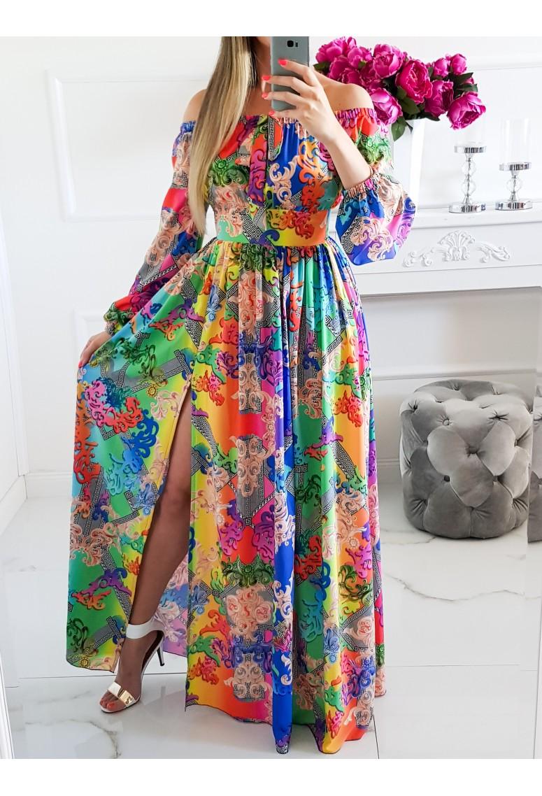 Luxusné šaty La Bella Color