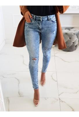 Skinny jeans Toxik Blue 1