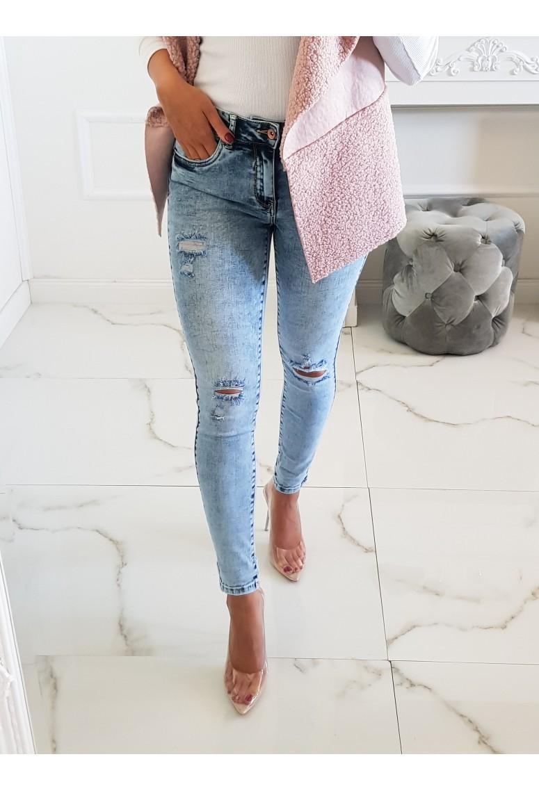 Skinny jeans Toxik Blue 2