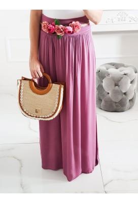 Maxi sukňa Hot Summer - Lilac