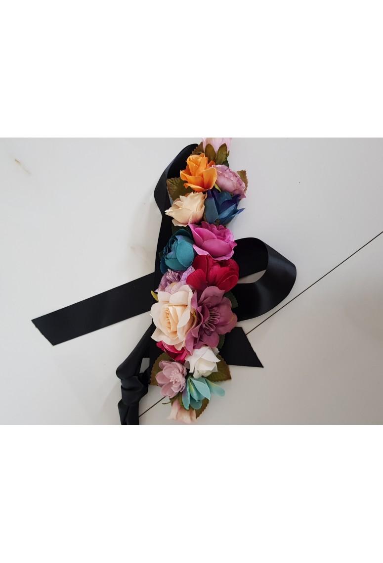 Opasok Flowers - mix colors