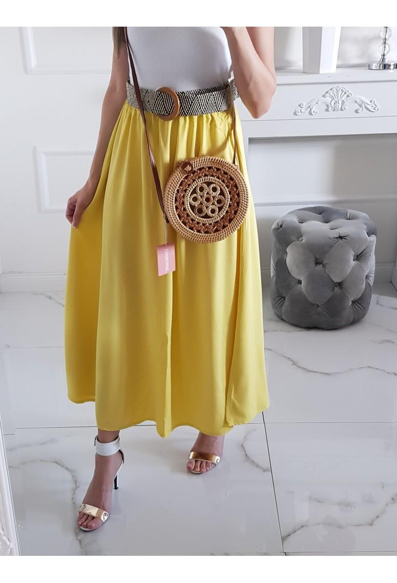 Sukňa Porto - yellow
