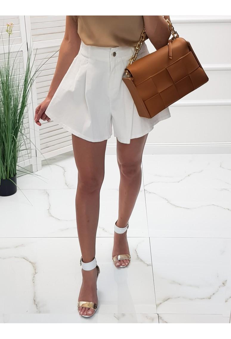 Sukňové šortky Bella Whitte