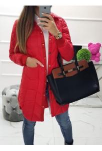 Prechodná bunda Torry - červená