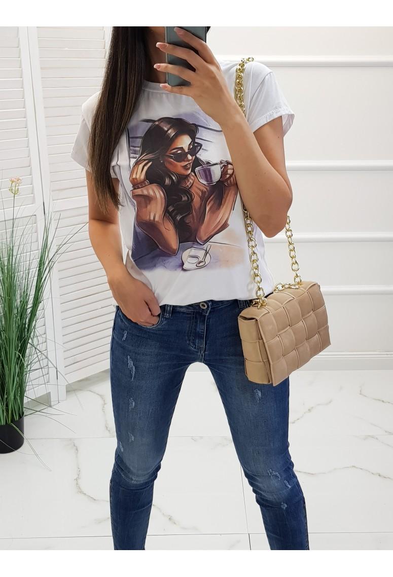 Bavlnené tričko Giulia
