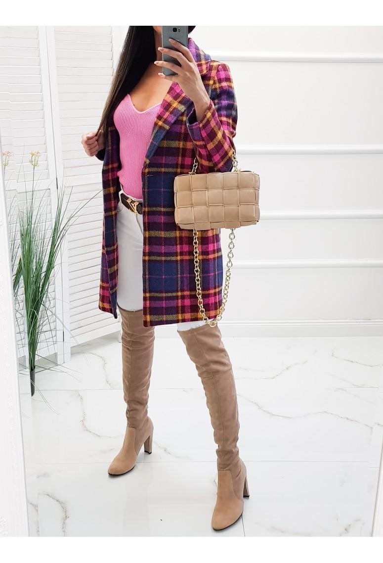 Prechodný kabát Lissa - pink