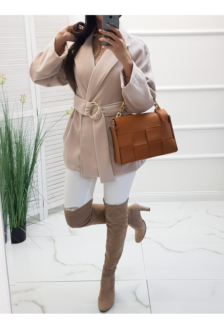Kabátik Nella - Beige