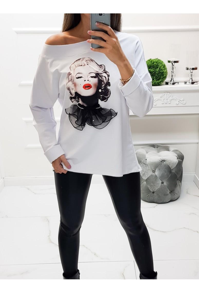 Bavlnený top Marilyn