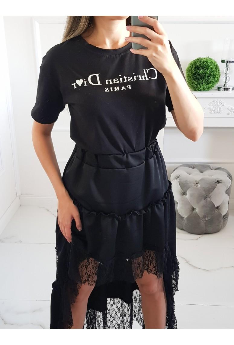 Tričko Christian - Black