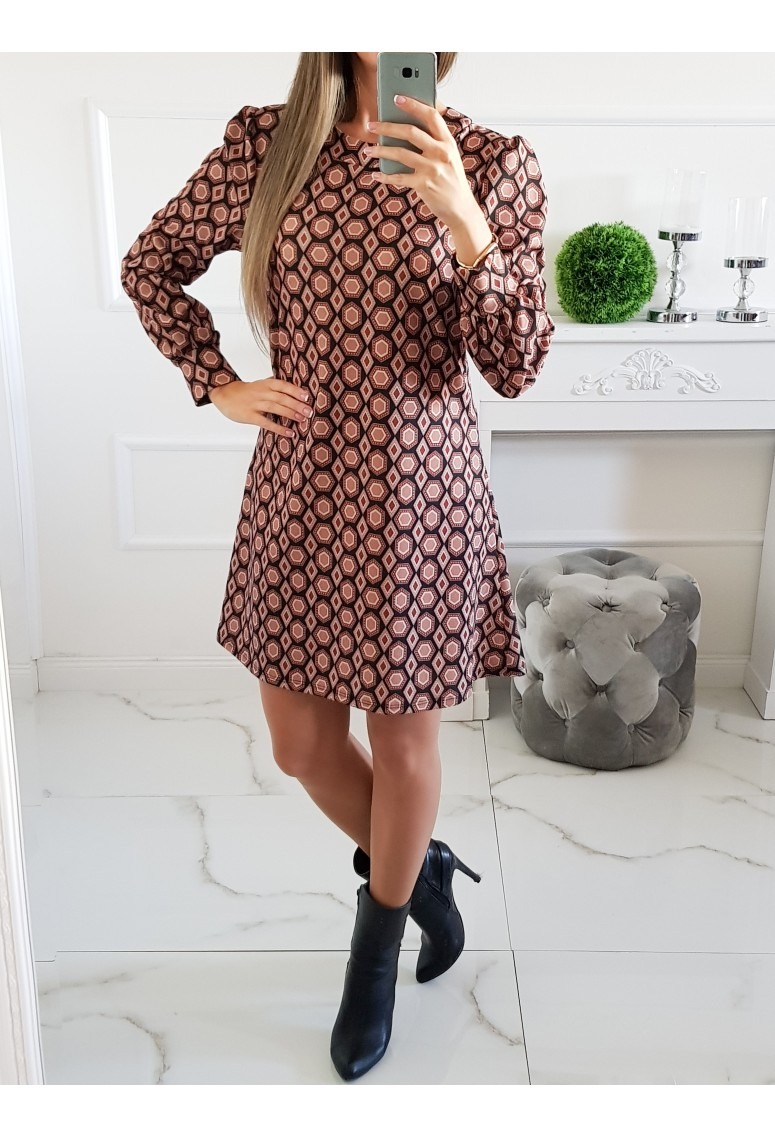 Šaty Irris Brown