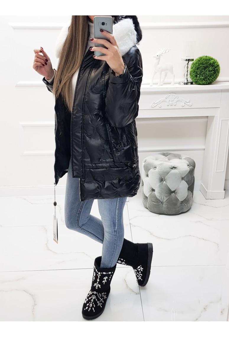 Zimná bunda Kimm Black