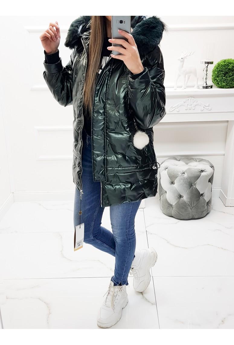 Zimná bunda Kimm Green