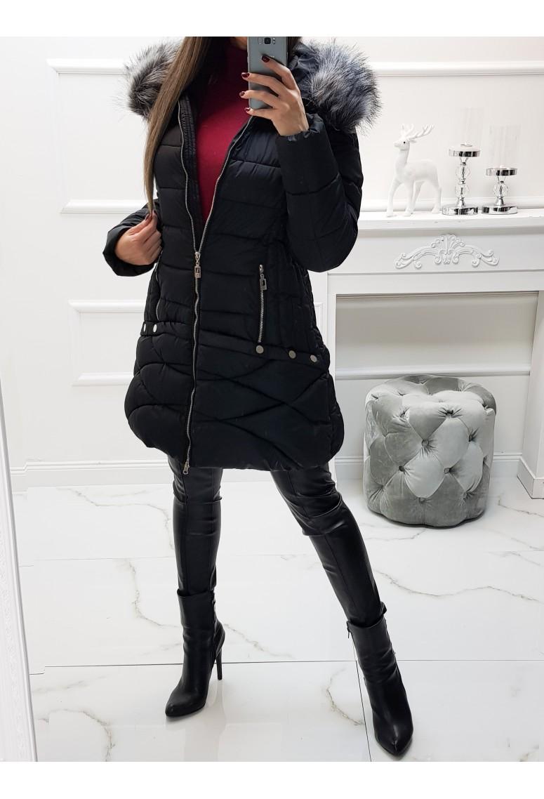 Zimná bunda Fragiemo Black