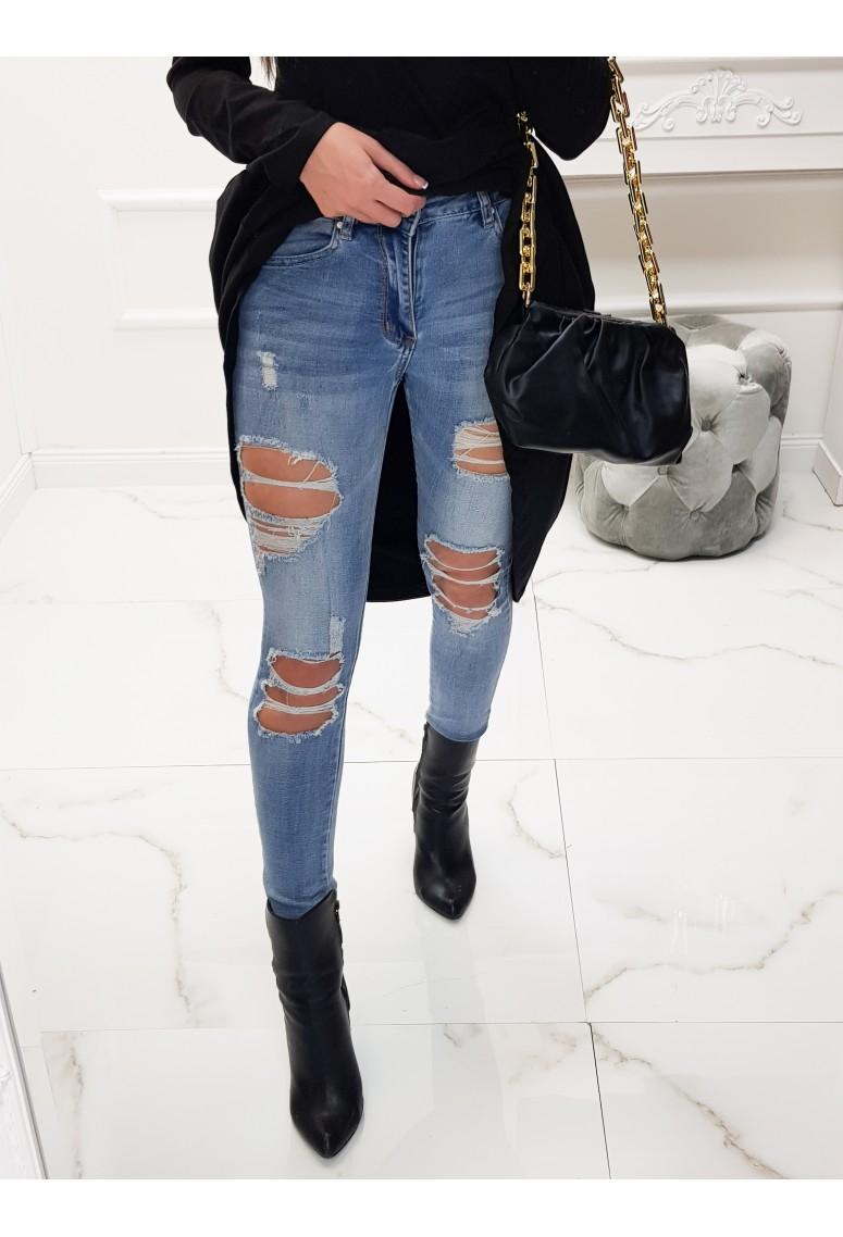 Elastické skinny jeans See See