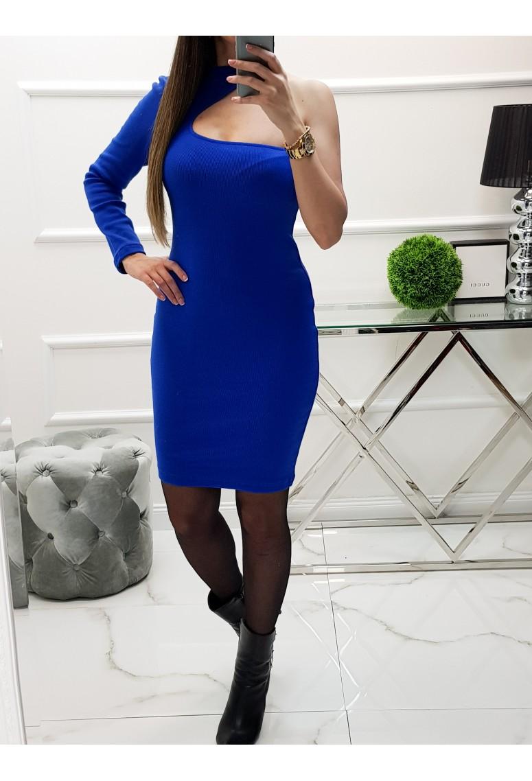 Šaty Shellby - modré