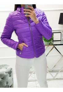 Prechodná bunda Ellys - fialová