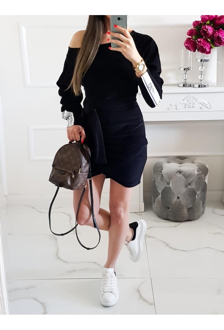 Šaty Sporty Black