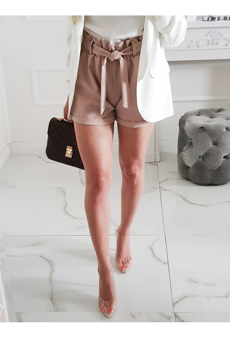 Kraťasy Vogue - béžové