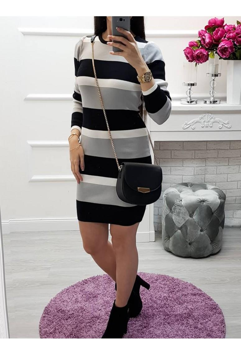 Elastické šaty Nancy