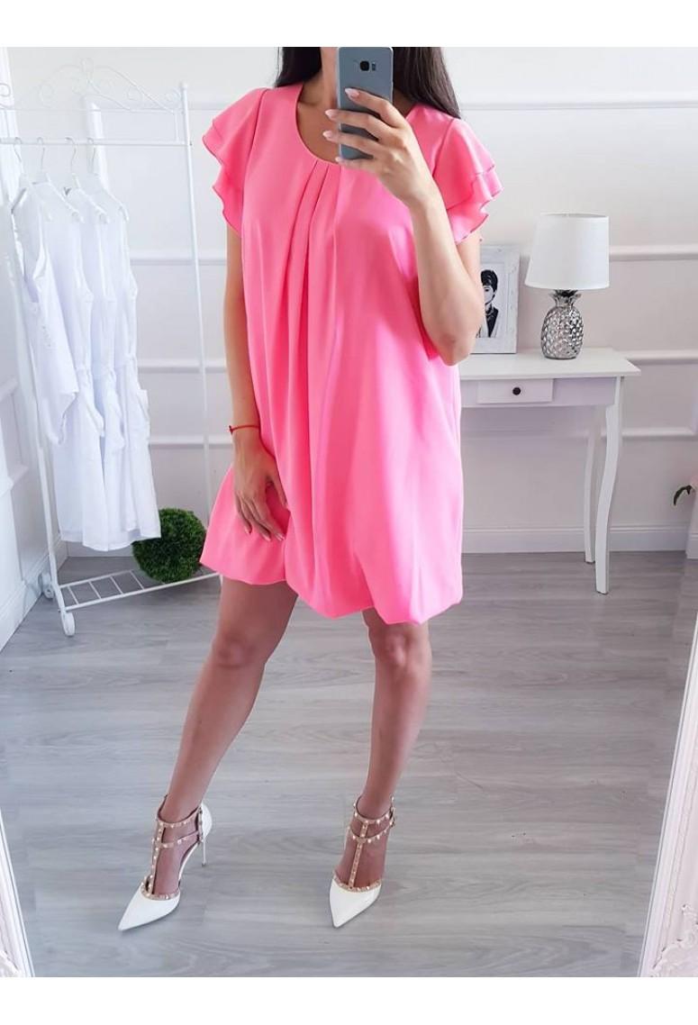 Šaty Lussynda - pink
