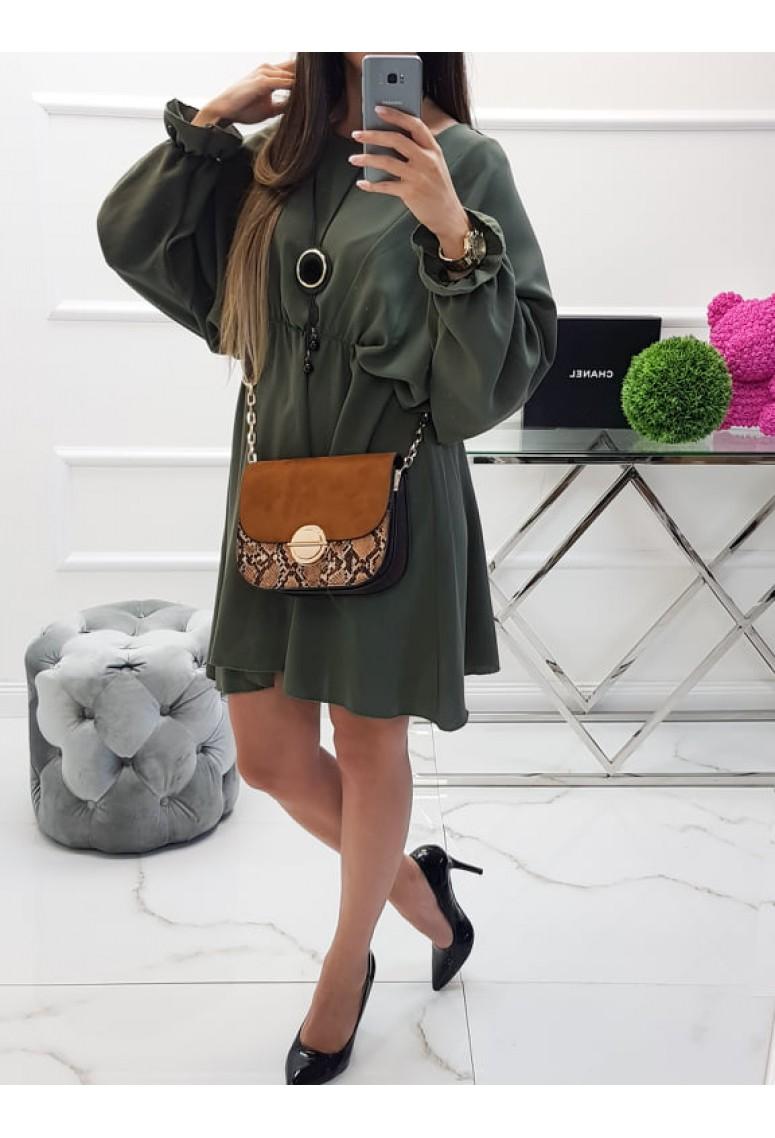 Šaty Meggie - khaki