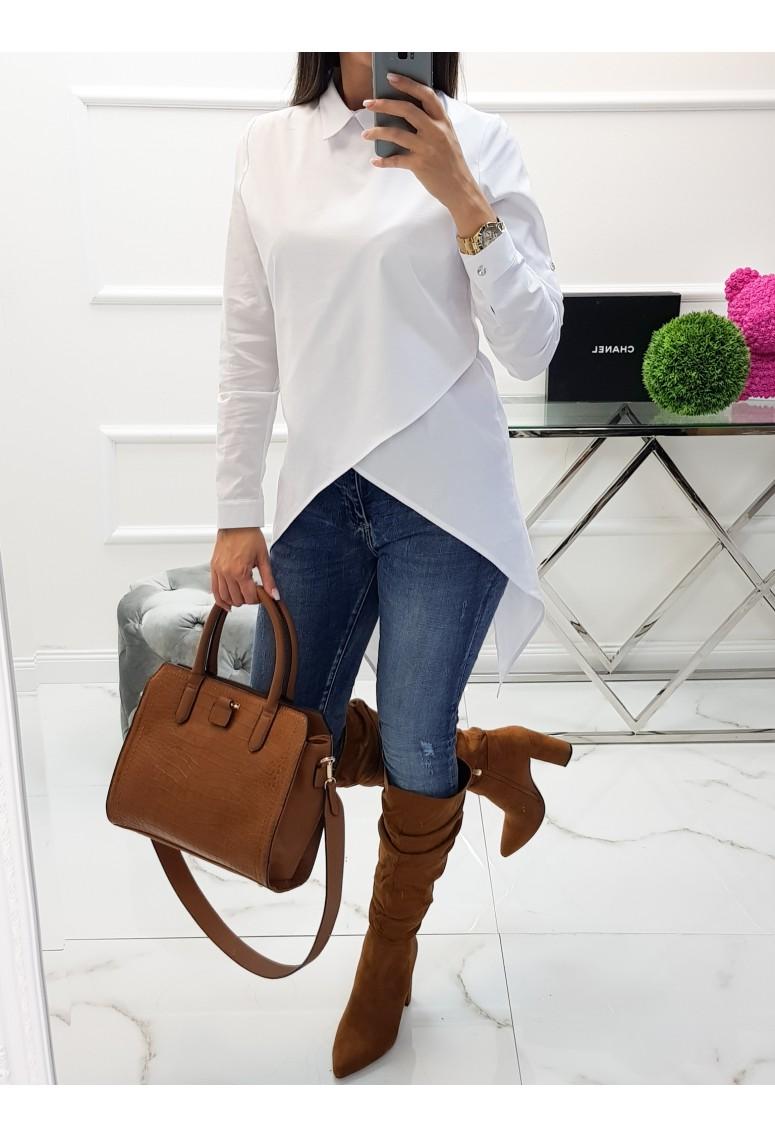 Košeľa Zazzu Simply - biela