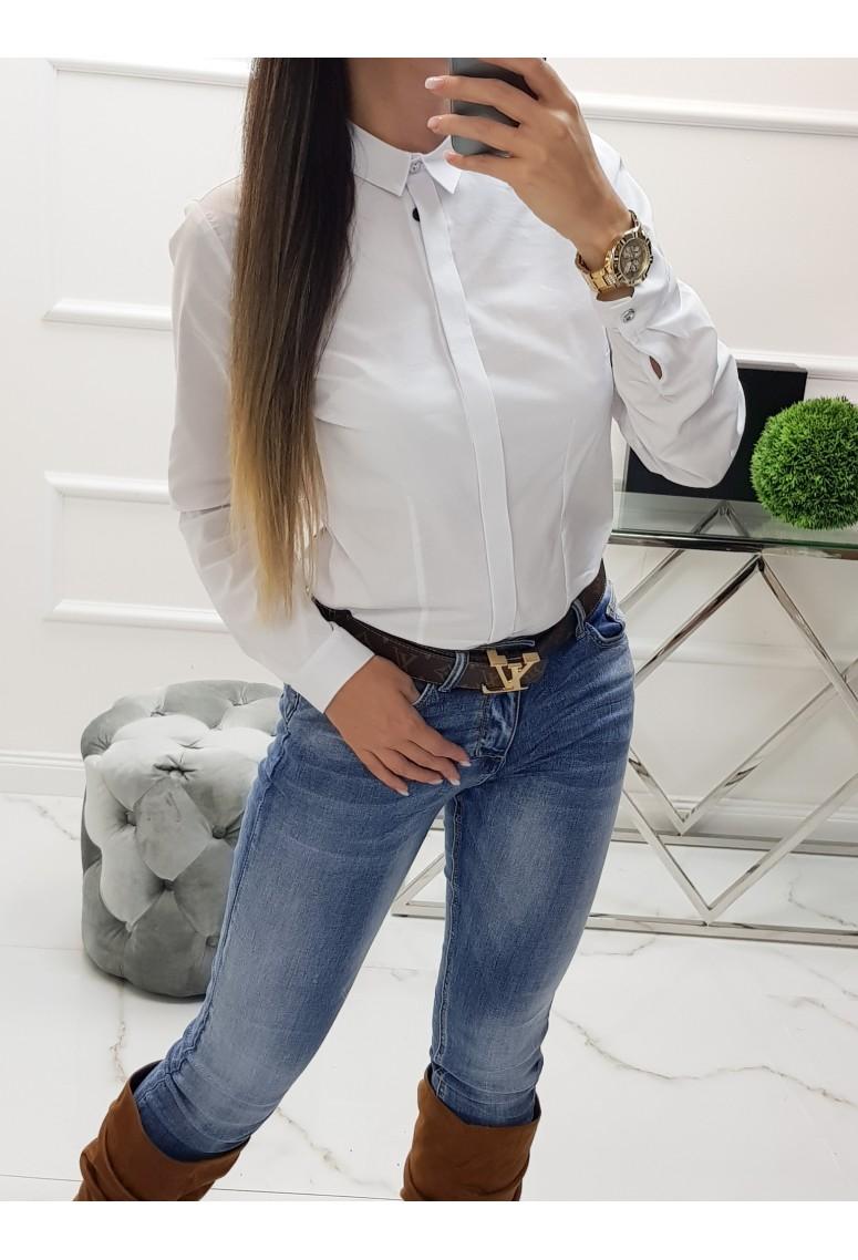 Košeľa Clasic - biela