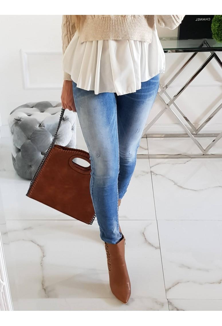 Skinny jeans Smagli Fashion