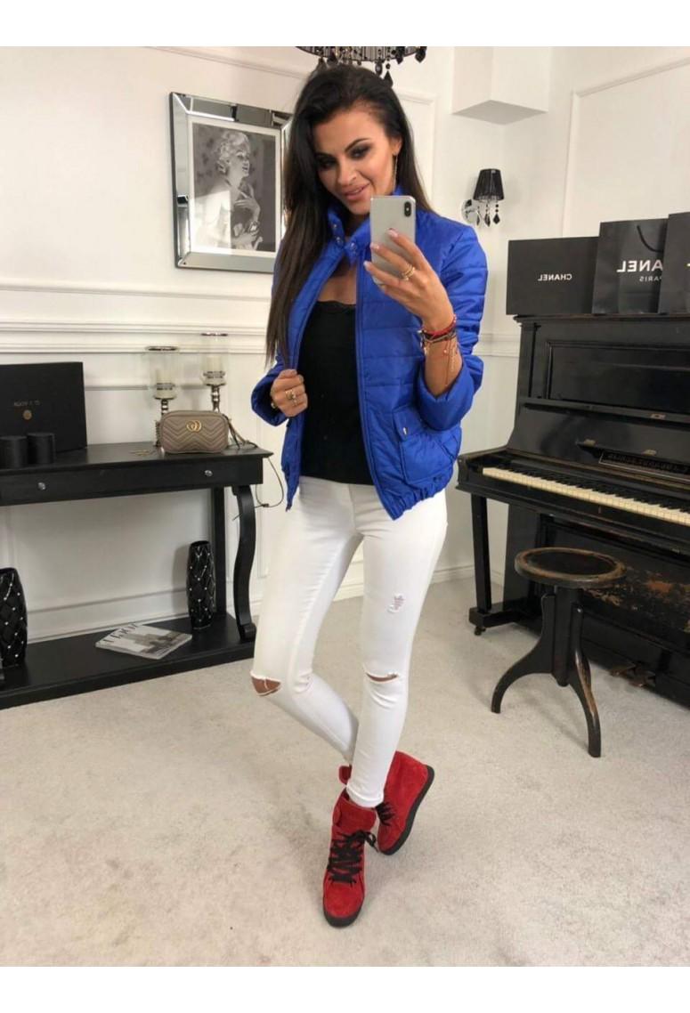 Bundička Voga- parížska modrá
