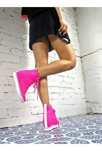 Voňavé Sneakers tenisky- Neon Pink