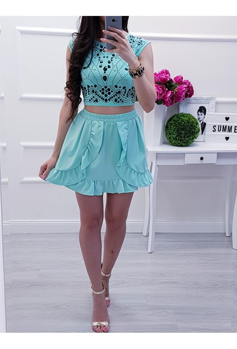 Suknička Tatay - mint