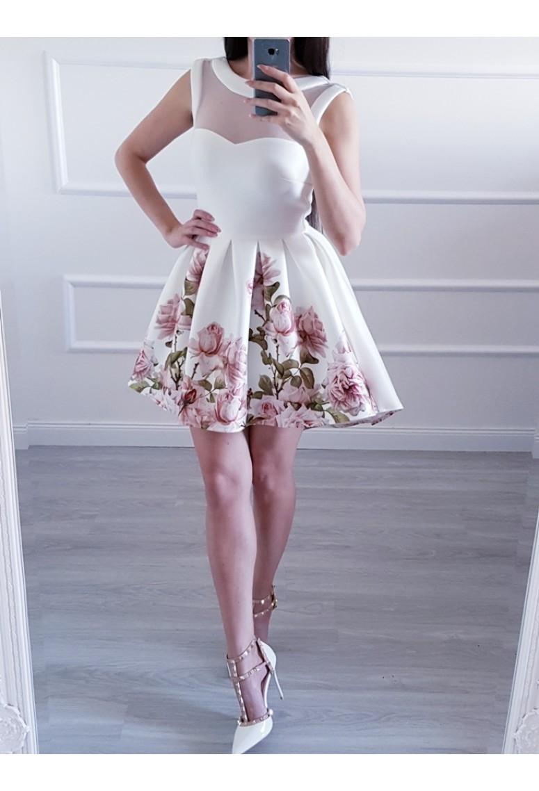 bf24477d992e Šaty Bettina Roses