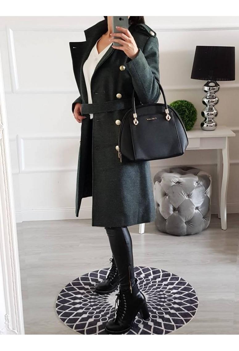 Kabát na zimu Winter - Green